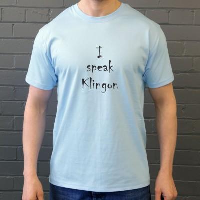 I Speak Klingon