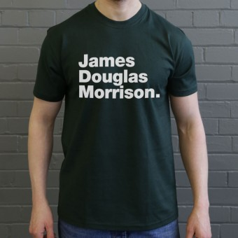 James Douglas Morrison T-Shirt