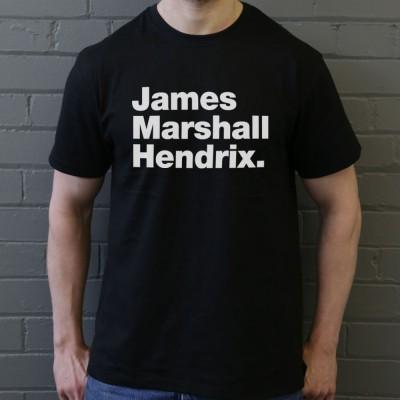 James Marshall Hendrix