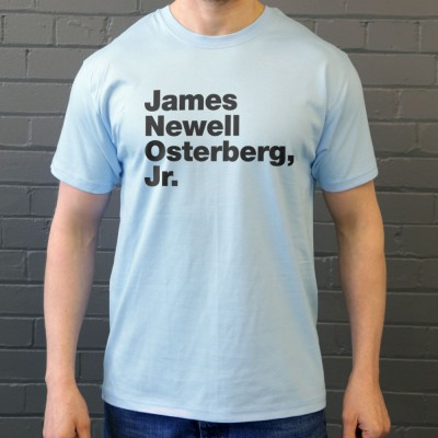 James Newell Osterberg Jr