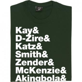 Jamiroquai Line-Up T-Shirt