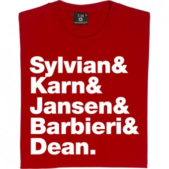 Japan Line-Up T-Shirt