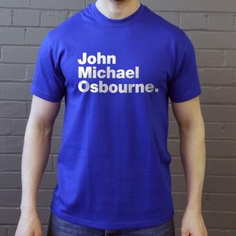 John Michael Osbourne T-Shirt
