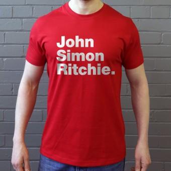 John Simon Ritchie T-Shirt