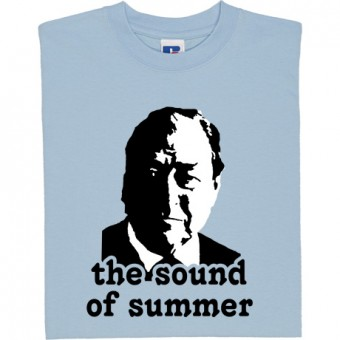John Arlott: The Sound of Summer T-Shirt
