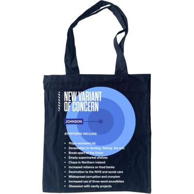 The Johnson Variant Tote Bag