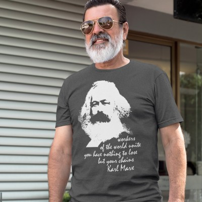 "Karl Marx ""Workers"" Quote"