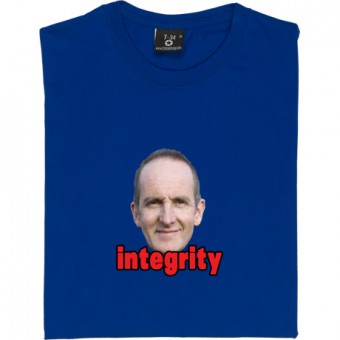 Kevin McCloud: Integrity T-Shirt