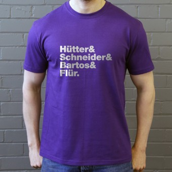 Kraftwerk Line-Up T-Shirt