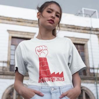La Lutte Continue T-Shirt
