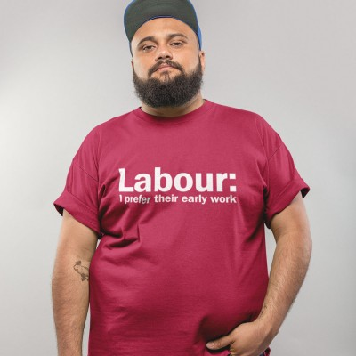 Labour: I Prefer Their Early Work