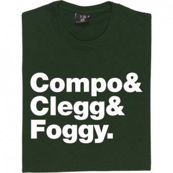 Last Of The Summer Wine Line-Up T-Shirt