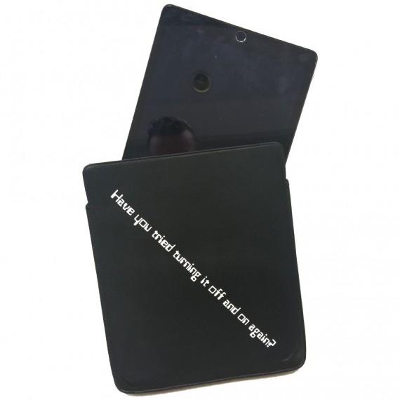 Leather Tablet/iPad Holder