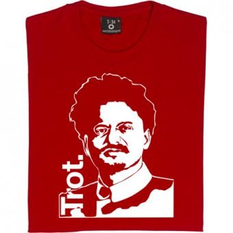 """Leon Trotsky """"Trot"""" T-Shirt"""