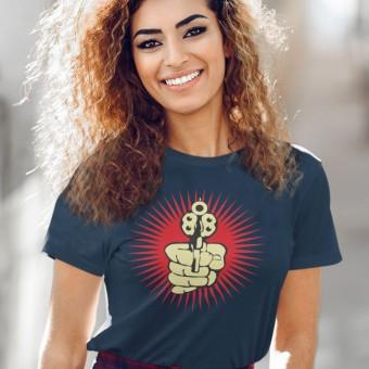 Roy Lichtenstein Pistol T-Shirt