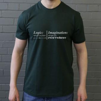 Logic and Imagination T-Shirt