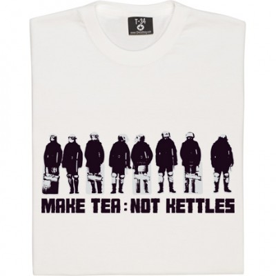 Make Tea Not Kettles