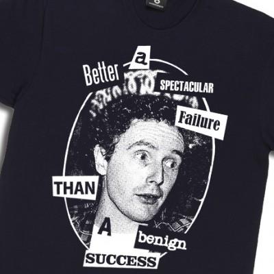 "Malcolm McLaren ""Spectacular Failure"""
