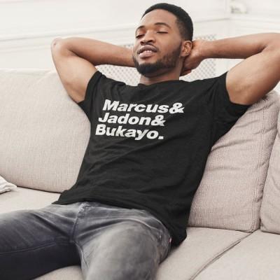 Marcus & Jadon & Bukayo