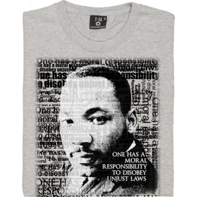 "Martin Luther King ""Unjust Laws"" Quote"