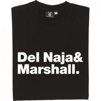 Massive Attack Line-Up T-Shirt