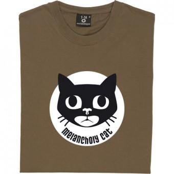 Melancholy Cat T-Shirt