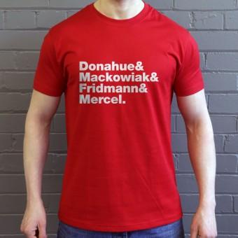 Mercury Rev Line-Up T-Shirt