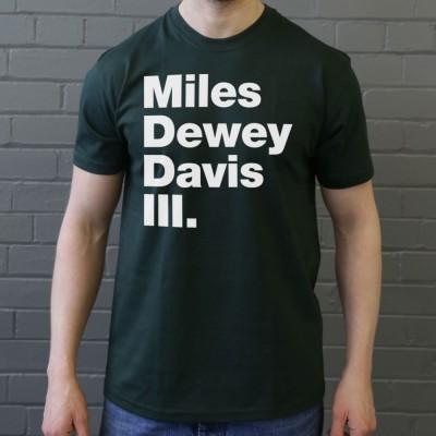 Miles Dewey Davis III