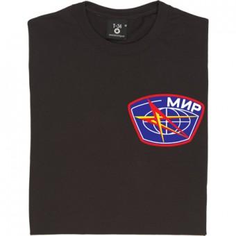 Mir Mission Insignia T-Shirt