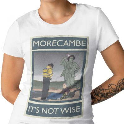 Morecambe: It's Not Wise