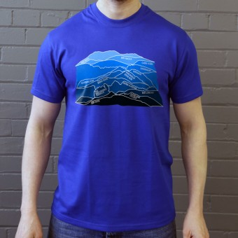 Munros (Blue) T-Shirt