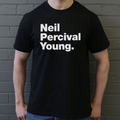 Neil Percival Young