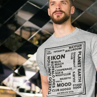 Newcastle Nightclubs T-Shirt