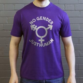 No Gender, Just Human T-Shirt