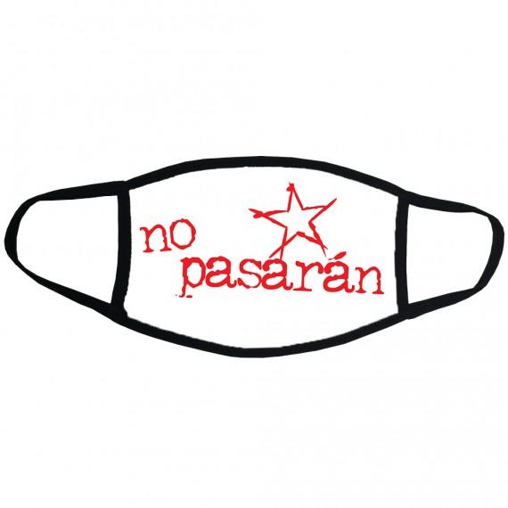 No Pasaran Face Mask