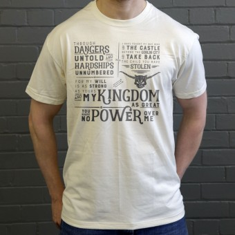 You Have No Power Over Me... T-Shirt