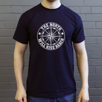 The North Will Rise Again (Compass) T-Shirt
