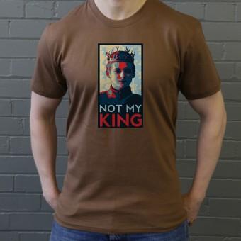 Joffrey Baratheon: Not My King T-Shirt