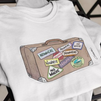 Nowhere Suitcase T-Shirt