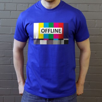 Offline Test Card T-Shirt
