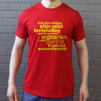 George Orwell Socialist Description T-Shirt