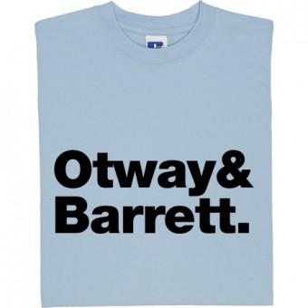John Otway and Wild Willy Barrett Line-Up T-Shirt