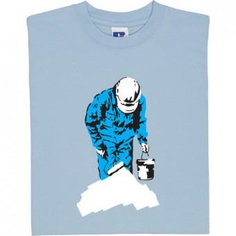 Paint Man T-Shirt