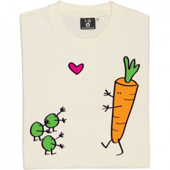 Peas And Carrots T-Shirt