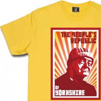 People's Republic of Yorkshire T-Shirt