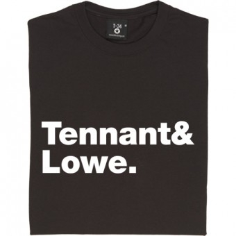 Pet Shop Boys Line-Up T-Shirt