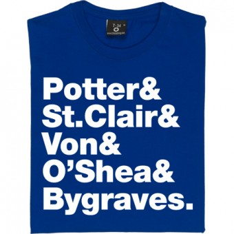 Phoenix Nights Line-Up T-Shirt