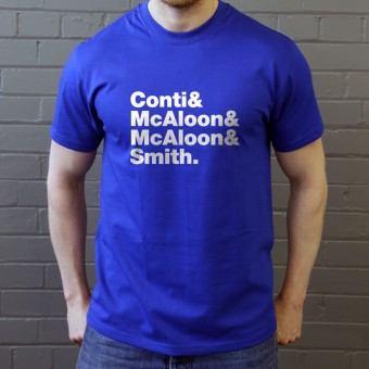 Prefab Sprout Line-Up T-Shirt