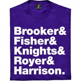 Procol Harum Line-Up T-Shirt