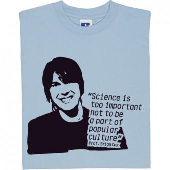 Professor Brian Cox T-Shirt